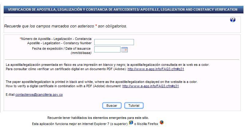 Consulado de Colombia en Ciudad de México