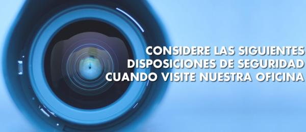 Consulado de Colombia en México publica las disposiciones sanitarias y de seguridad para quienes asisten a la oficina